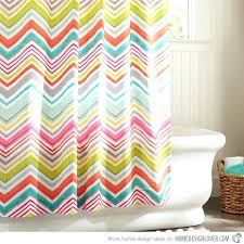bright colored beach shower curtains bright patterned shower curtains zig n zag curtain bright yellow fabric