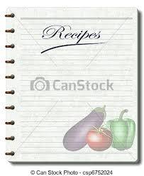 recipe book csp6752024
