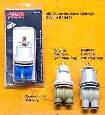 delta monitor shower faucet repair with how to replace a leaky valve cartridge and delta replacement part nbr rp19804 1053x1149px