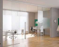interior office doors with glass. Inspiring Interior Office Glass Sliding Doors U Ideas Pic Of Home Popular And Top Desk Styles With D