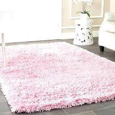 pink fur rug nz light nursery designs throughout area decorating pink faux fur rug