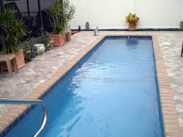 Fiberglass Swimming Pool Designs New Decorating Ideas
