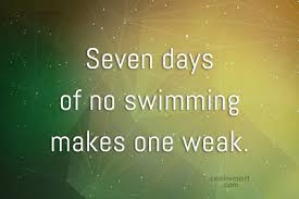 Swimming Quotes Awesome Swimming Quotes Sayings About Swimmers Images Pictures CoolNSmart