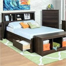 xlong twin bed sheets espresso brown platform w headboard and storage drawers bunk 2 dorm bedding