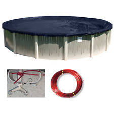 Above Ground Pool Covers 28ft Diameter Size eBay