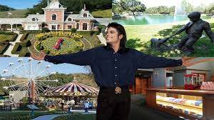 La casa di Michael Jackson - Neverland Ranch Tour | Stile disney, Jackson,  Michael jackson