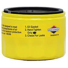 Craftsman 33935 ELS Oil Filter for Briggs & Stratton Engines