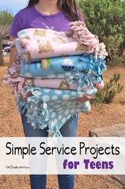 Simple Service Projects For Teens To Try Today Parenting Tips