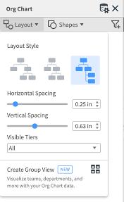 How Do I Print Readable Org Chart Lucidchart