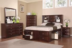 king bed with drawers. F9234 King Bed With Drawers I