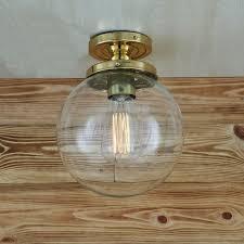 in house lighting. riad 20cm globe ceiling light fitting in house lighting