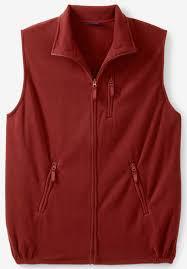 Kings Of Indigo Size Chart Fleece Zip Vest