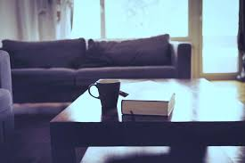 how to clean coffee tables so they look