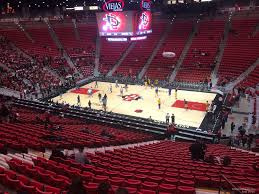 Viejas Arena Section T Rateyourseats Com