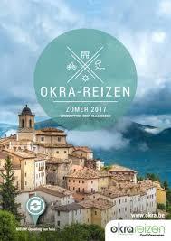Reisbrochure Okra Oost Vlaanderen Reisbrochure 2017 By Okra Midden Vlaanderen