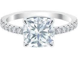 custom ring design forevermark rings