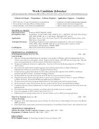 Resume For Preschool Teacher Resume For Your Job Application
