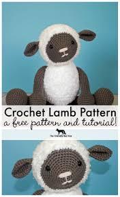 Crochet Lamb Pattern
