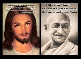 Ghandi Quote Christians Best Of Gandhi Sky Pilot