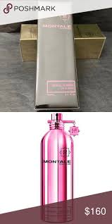 NEW&SEALED <b>MONTALE Crystal Flowers</b> 100ml 3.4 Fl oz Boutique ...