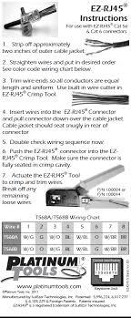 platinum tools® products connectors 100003 s