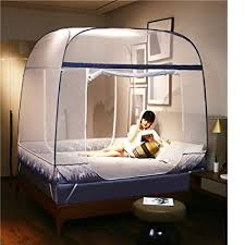 Amazon.com: HEXbaby Portable Pop Up Mosquito Net for Bed Travel ...