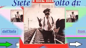 Le canzoni di una volta - VIAGGIO DI UN POETA - Dik Dik
