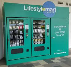 Vending Machine Franchise Singapore Awesome Here's How Vending Machines In Singapore Have Evolved Over The Years