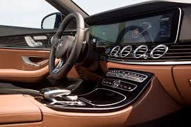 Sloping roofline hinders with headroom at the back. 2020 Mercedes Benz E Class Sedan Interior Photos Carbuzz