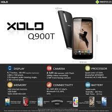 Quick Facts: XOLO Q900T