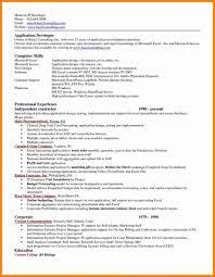Awesome Excel Vba Resume 0 Photos Entry Level Resume Templates