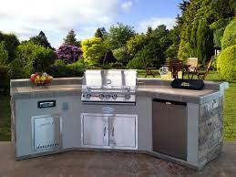Prefabricated Outdoor Kitchen Kits Modular Outdoor Kitchens With The Nice Look Kitchen Ideas