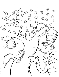 Small Picture Coloring Pages Coloring Page Cat In The Hat Pages Printable For
