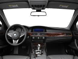 2008 BMW 5 Series 550i 4dr Sedan Luxury - Research - GrooveCar