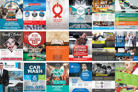 Flyer Poster Templates Give 70 Flyer Poster Templates In Powerpoint And Photoshop