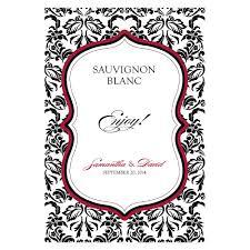 Wedding Label Designs