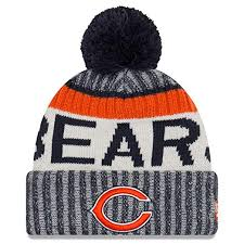 Chicago Era Mens New Nfl Multi Bears Beanie