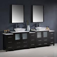 bathroom side cabinets. FRESCA FVN62-96ES-VSL Torino 96\ Bathroom Side Cabinets T