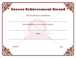 Sample Sports Certificates 7 Photos Henfa Templates