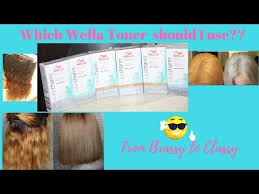how to tone bry blonde hair demo