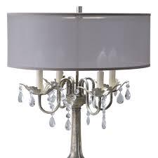 lighting gorgeous chandelier table lamps australia lamp home