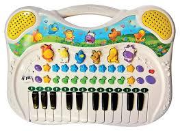 Купить Genio Kids пианино PK39FY белый по низкой цене с ...
