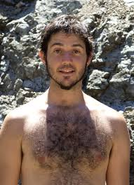 Hairy nude jewish men