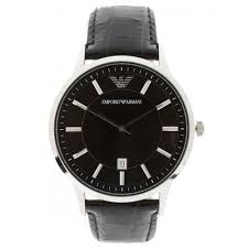mens black renato emporio armani watch ar2411 market cross emporio armani mens watch ar2411