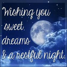 Good Dreams Quotes Best of Good Night Quotes Moon Night Sky Sweet Dreams Good Night Image