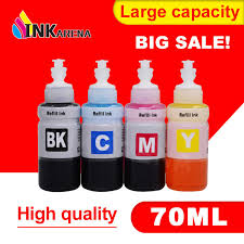 Detail Feedback Questions about <b>INKARENA 4 Color Dye</b> Refill Ink ...