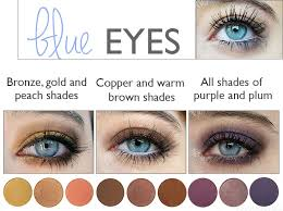 best eye shadow colors eyeshadow for blue eyes picture