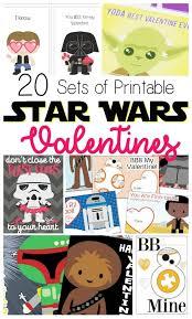 The force awakens valentine's day cards (rey, bb8, finn, kylo ren) star wars boo… 20 Free Printable Star Wars Valentine S Day Cards Modern Mom Life