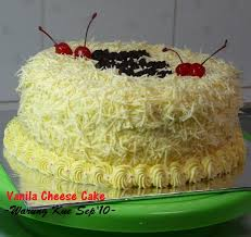 Warungkuecom Vanila Cheese Cake Fruit Black Forest Ultraman Bf Bdck