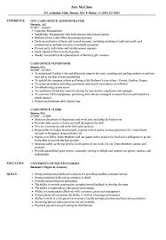 Office Job Resume Examples Cash Office Resume Samples Velvet Jobs 69